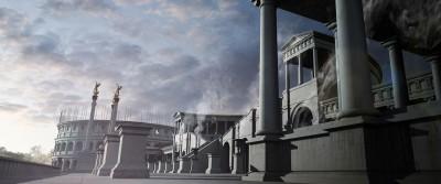 Rencontre en Gaule Romaine